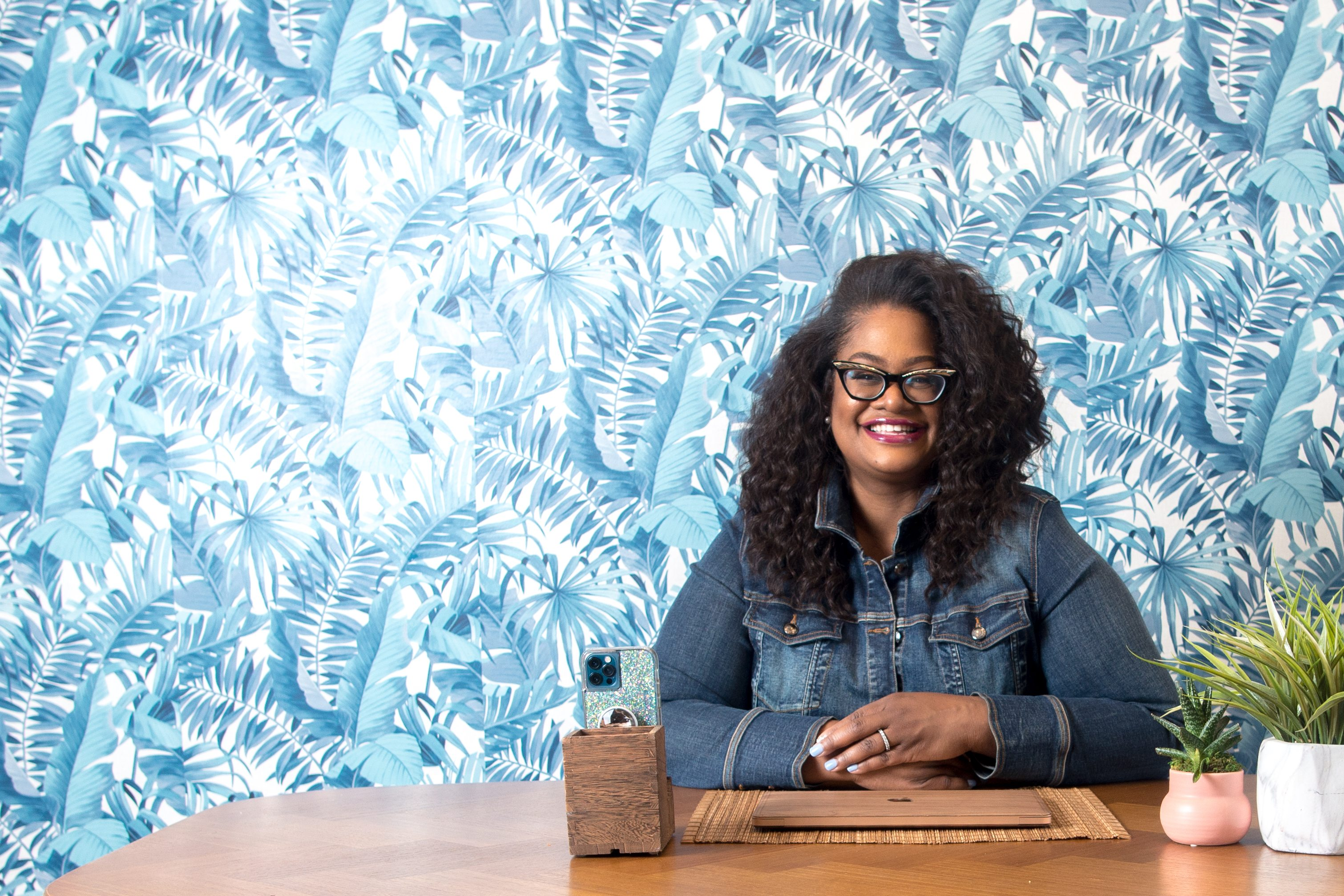 Kathryn Finney is the founder of Atlanta-based Genius Guild