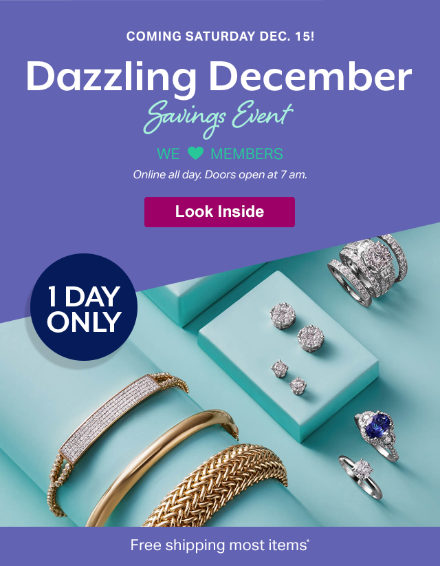 Dazzling December Savings Coming Dec 15 Sam S Club Email Archive