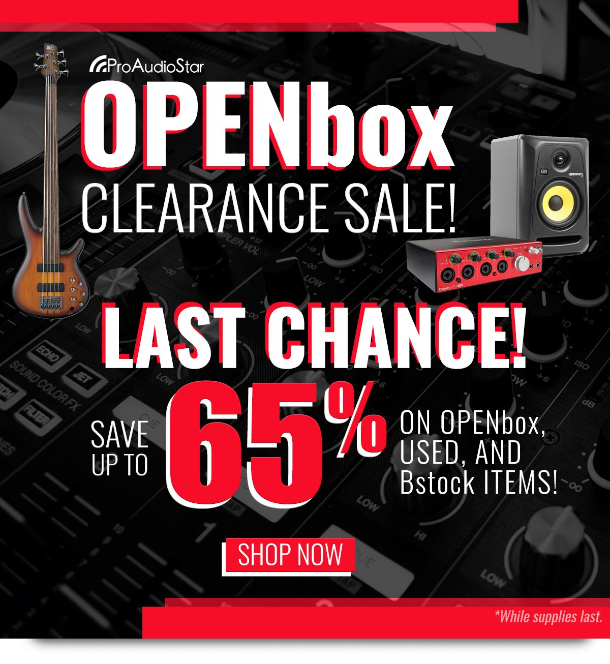 Save Up To 65% Storewide on these Open Box Deals