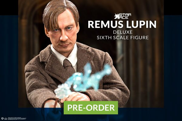 Remus Lupin (Deluxe) Sixth Scale Figure (Star Ace)