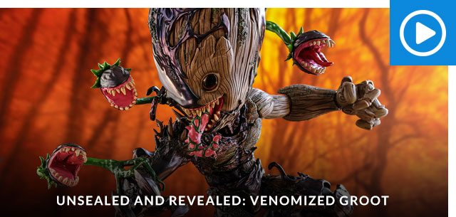 Unsealed and Revealed: Venomized Groot