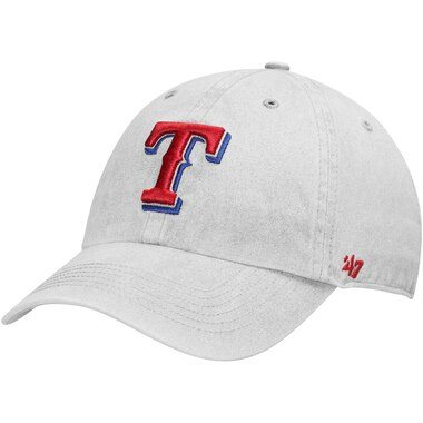 Texas Rangers '47 Cement Clean Up Adjustable Hat – Gray