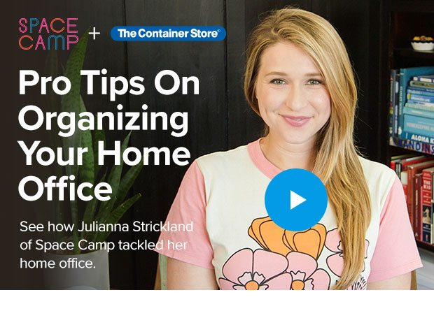Pro Tips On Organizing Your Home Office ›