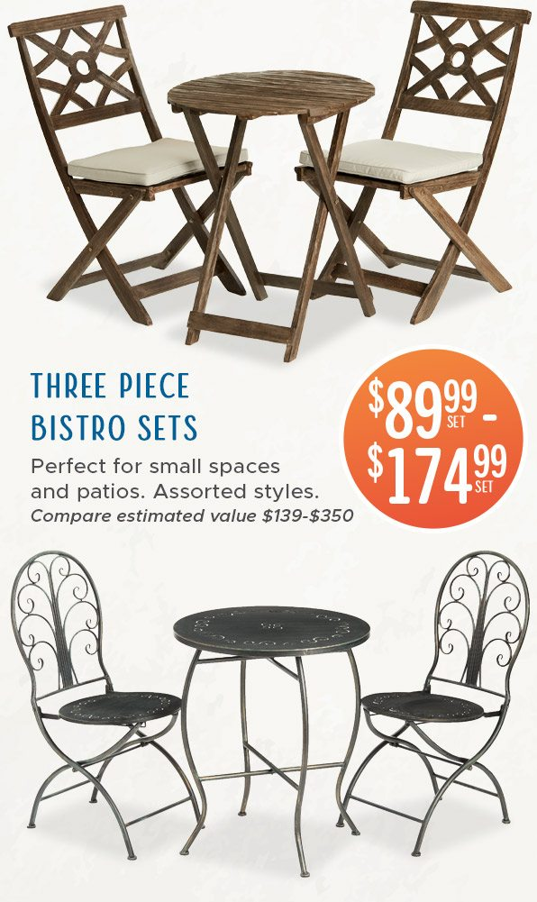 Get Outside With Amazing Patio Deals Tuesday Morning Email