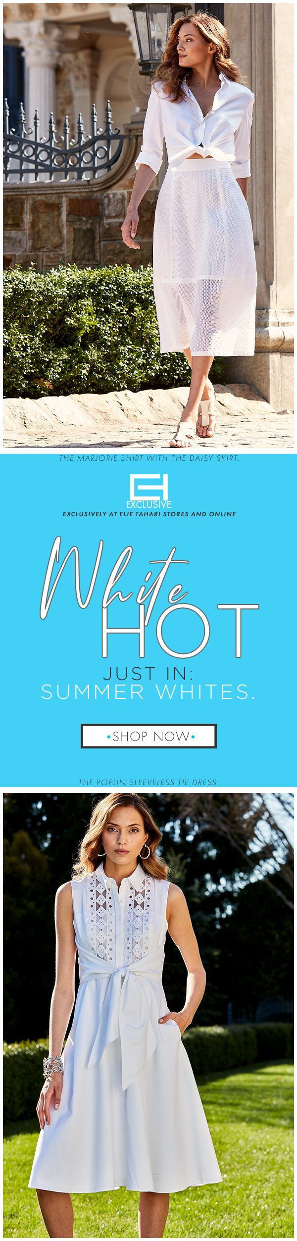 White Hot - Just in Summer