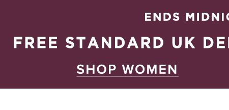 Free standard UK delivery on all orders. Shop women.