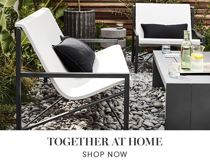 TOGETHER AT HOME - SHOP NOW