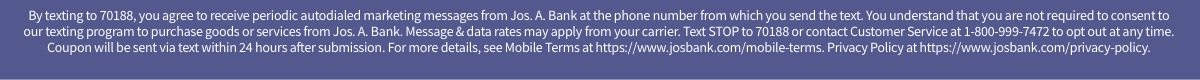 SMS Privacy Policy: Hyperlink on url