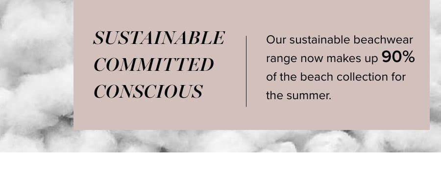 Sustainable commited conscious