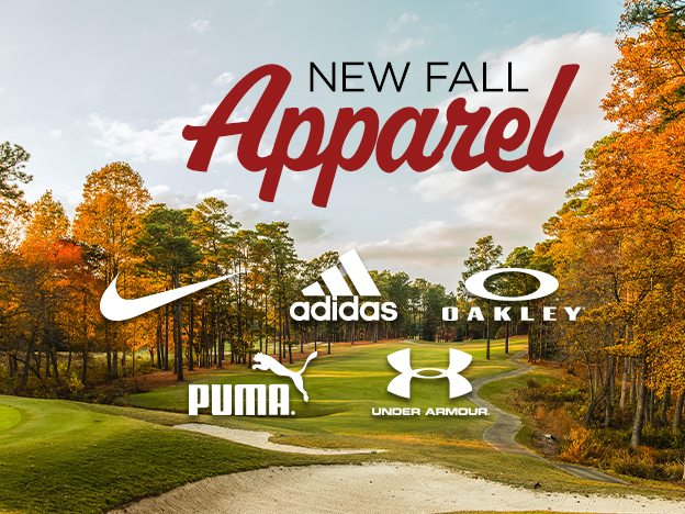 New Fall Apparel + FREE Shipping on purchases over $50