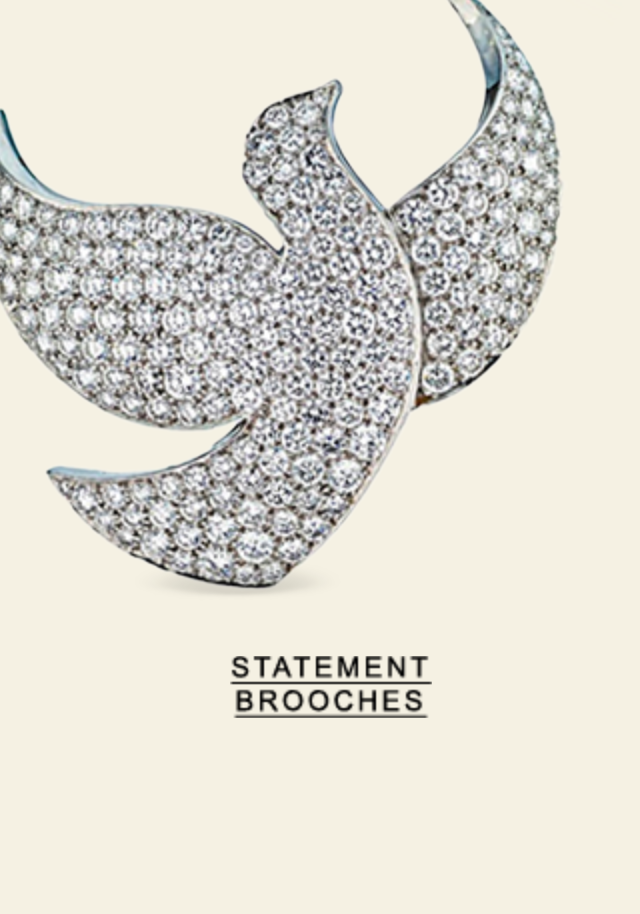 Statement Brooches