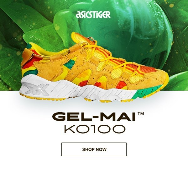 timeless design e6908 dad01 The KO100™ Series Gives Back - Onitsuka Tiger Email Archive