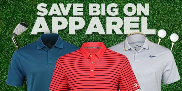 Save Big on Apparel