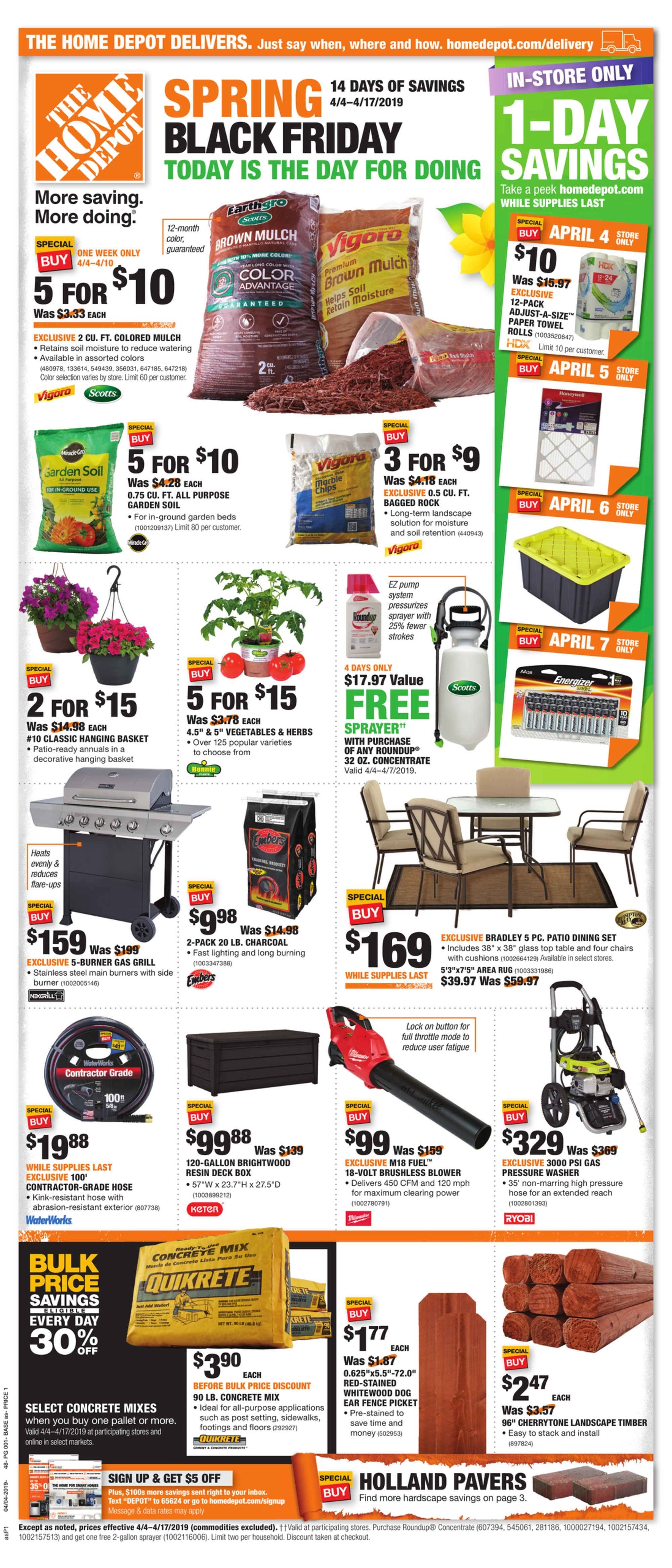 Torrance It S Spring Black Friday At Your Local Store Home