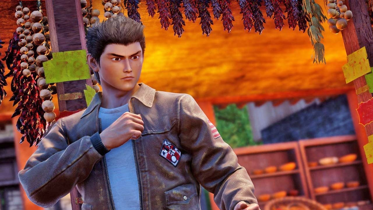 Shenmue 3 character