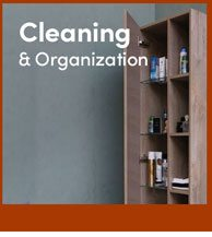 Cleaning & Organizing Essentials