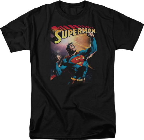 Flexing Superman Tee