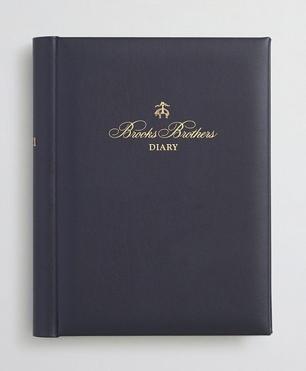 Brooks Brothers 2021 Desk Diary
