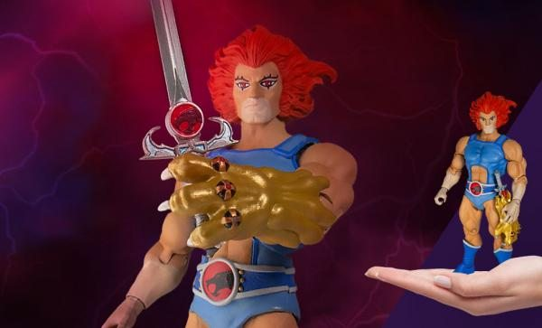 Lion-O (ThunderCats) Action Figure by Super 7