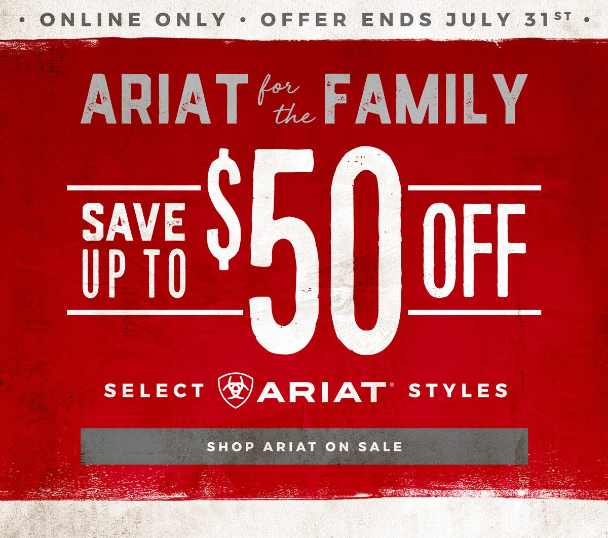 5e26da8b710 Unbelievable Prices on Ariat Boots for the Whole Family ...