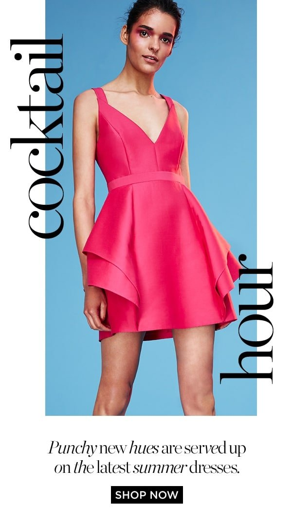Your future [dresses] look bright... - Saks Fifth Avenue Email Archive