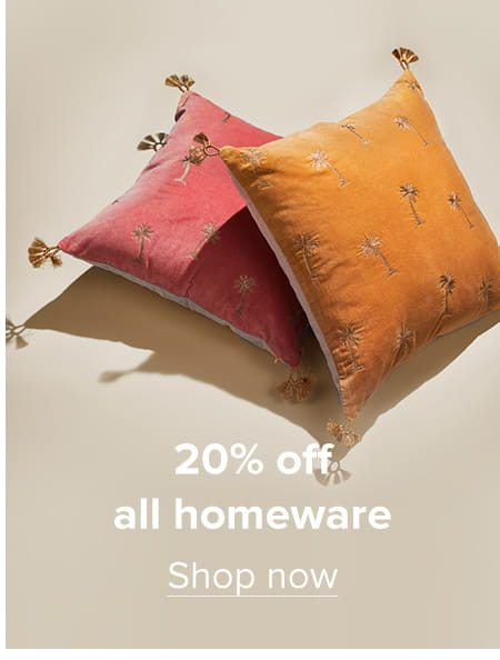 20% off all home