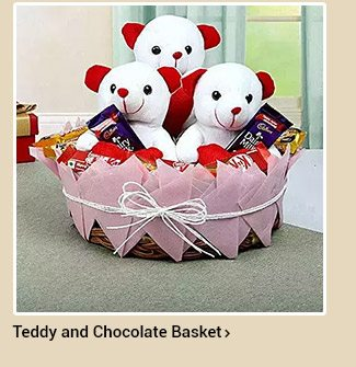teddy-and-chocolate-basket