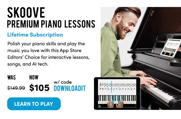 Skoove Premium Piano Lessons | Learn To Play