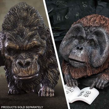 Rise of the Planet of the Apes Collectible Figures by Star Ace Toys Ltd.
