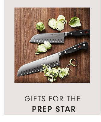 GIFTS FOR THE PREP STAR