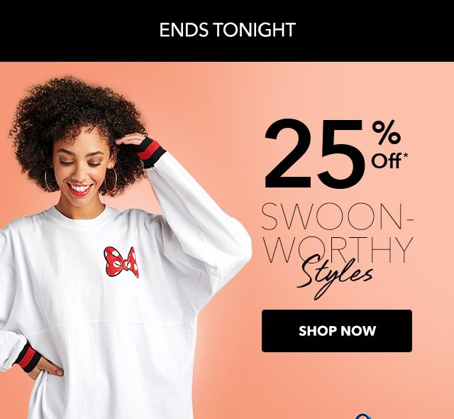 25% off Swoon-Worth Styles | Shop Now