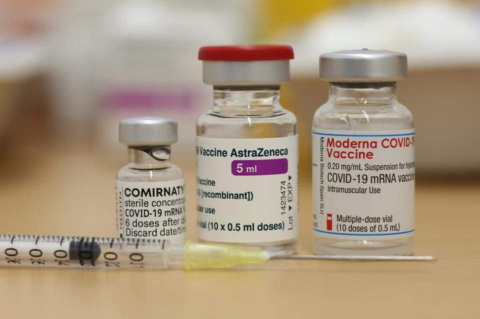 EU May Beat Vaccine Rollout Target And Inoculate Majority By End Of June, Report Says