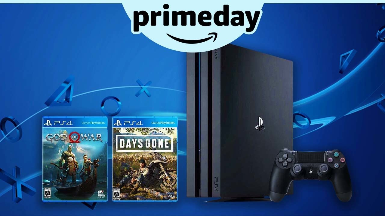 Save BIG On a New PS4 Pro Bundle | Prime Day 2019 - GameSpot