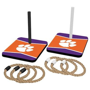 Clemson Tigers Quoits Ring Toss Game