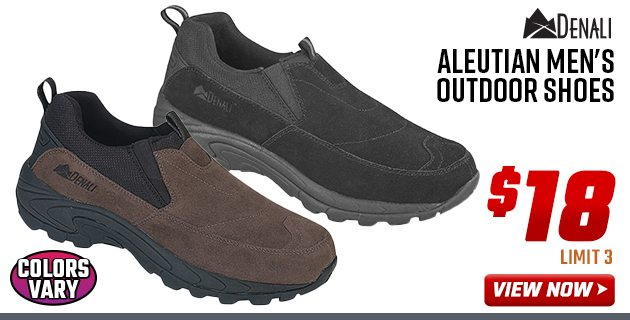 Denali Aleutian Men's Outdoor Shoes