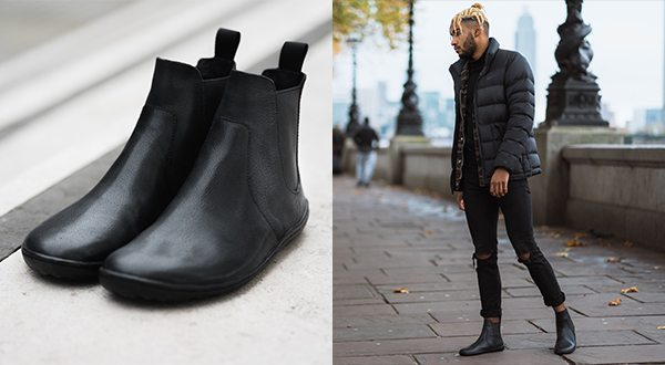 The All New Fulham The Barefoot Chelsea Boot