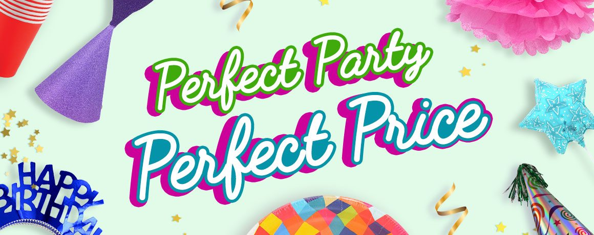 Shop $1 Party Supplies!