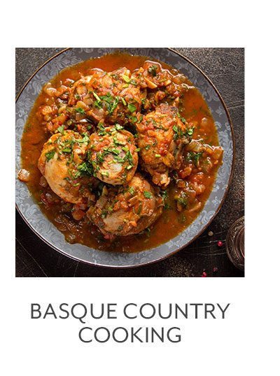 Class: Basque Country Cooking