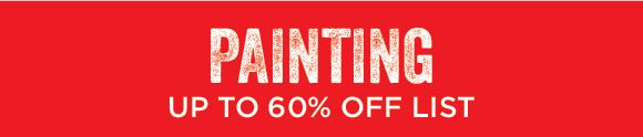 Painting - up to 60% off list