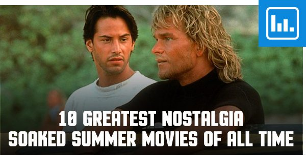 10 Greatest Nostalgia-Soaked Summer Movies of All Time