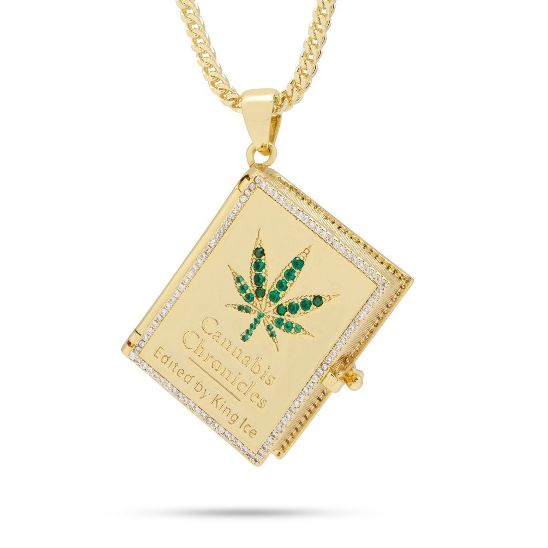 The Cannabis Chronicles Necklace