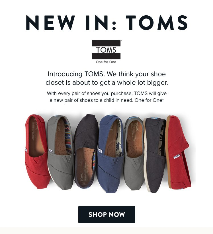64fc6e76e90 So much new to ❤ TOMS