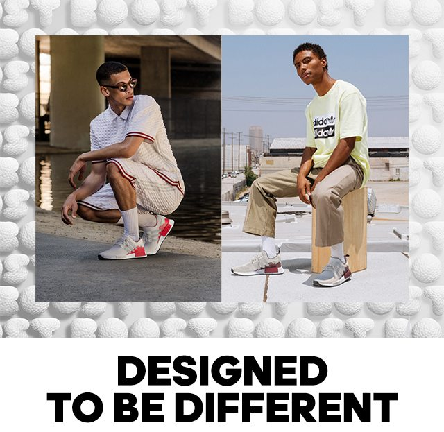 DESIGNED TO BE DIFFERENT