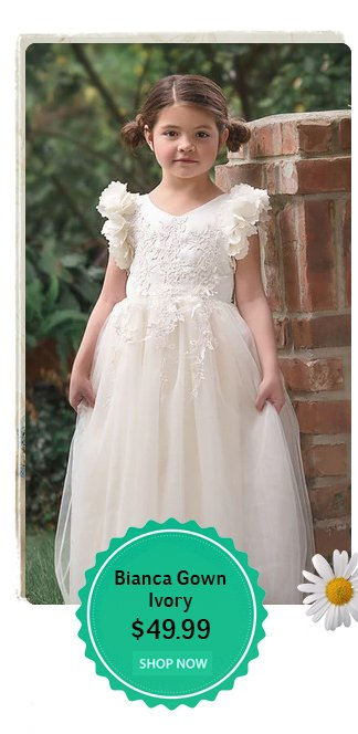 7ecfc635f New First Communion and Flower Girls dresses in stock! - Trish ...
