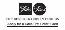 Apply for a SaksFirst Credit Card