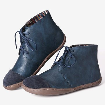 Leather Lightweight Boots