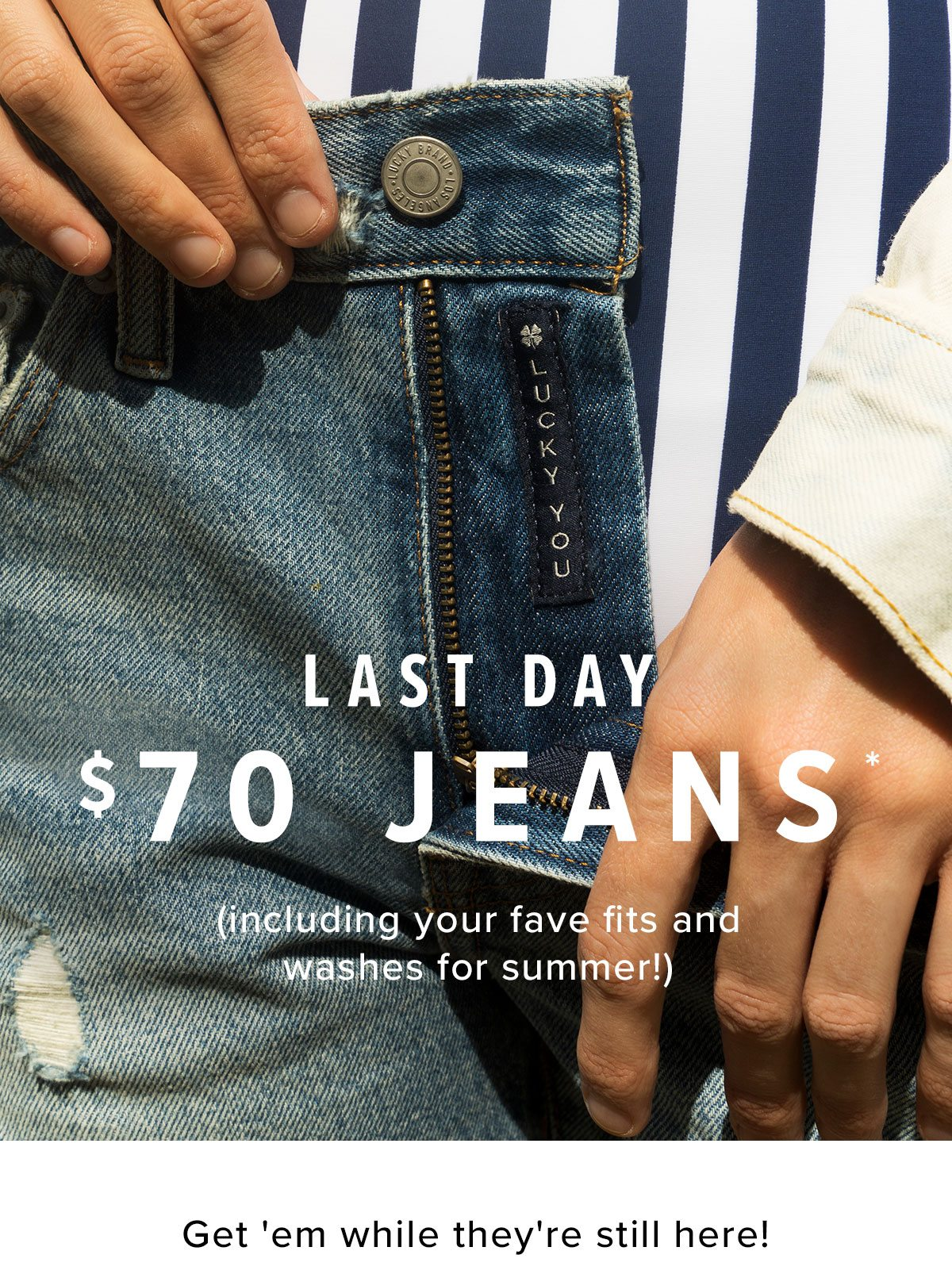 $70 Jeans