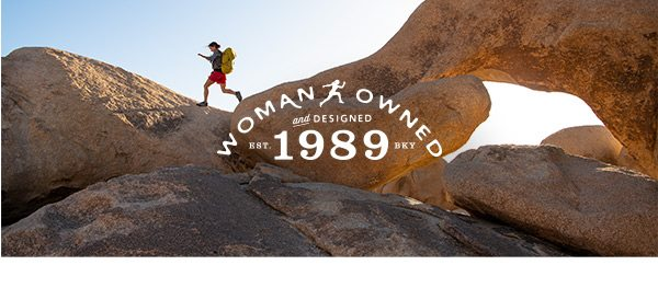 Woman owned & designed since 1989 >