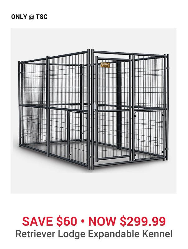 Expandable Kennel