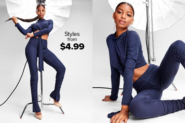 Styles from $4.99